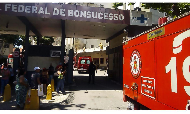 (Foto: Reprodução Twitter / Centro de Operações Rio)