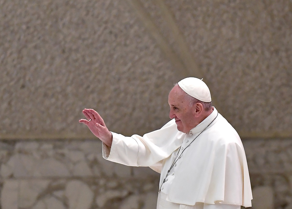 (Foto: Tiziana FABI / AFP)