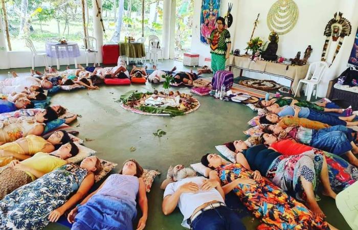Como um retiro artístico e espiritual, a casa propõe uma conexão consigo mesmo (Foto: Divulgação)