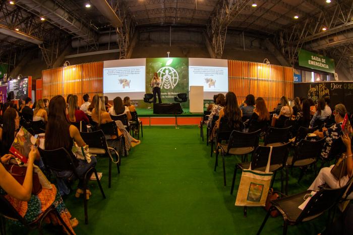 Edição de 2019 do evento aconteceu no Centro de Convenções. (Foto: Divulgação)