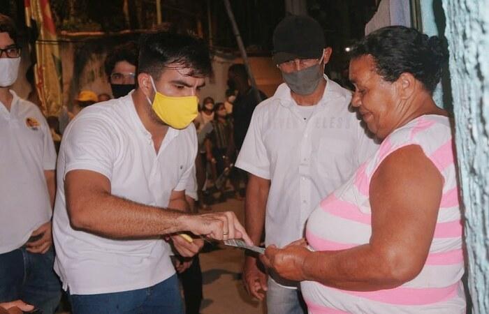 O Professor Nélio Fonseca (PSB) é quem lidera a chapa Recife Sustentável. (Foto: Instagram/Reprodução)