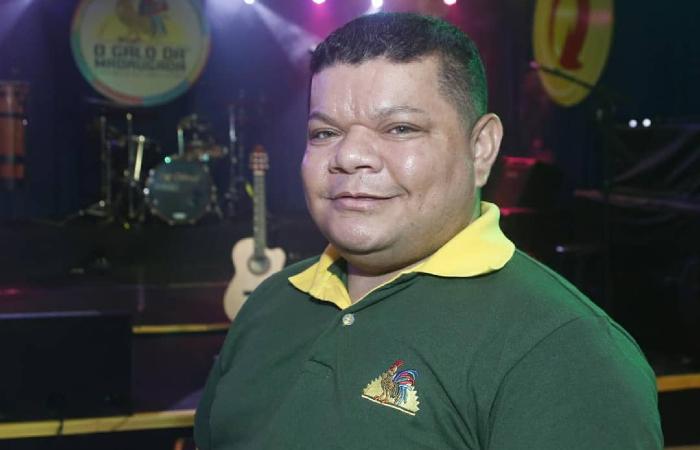 Júlio Valente edição dos Ensaios de Carnaval do Galo da Madrugada (Foto: MS Fotografias/Divulgação)