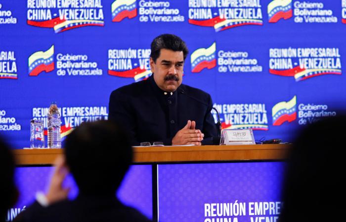(FOTO: JHONN ZERPA / Venezuelan Presidency / AFP )
