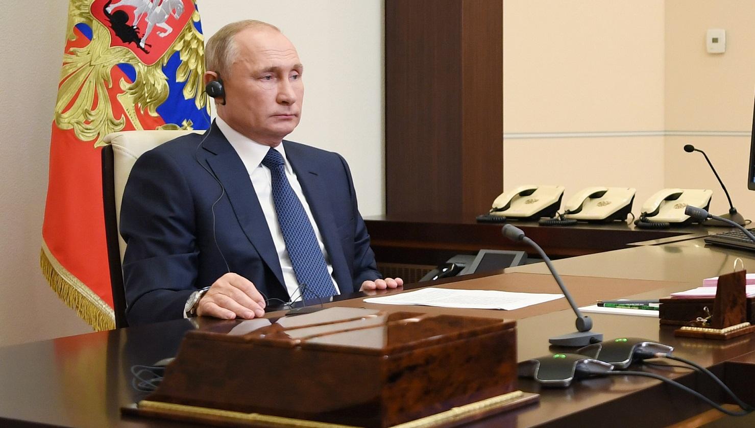 (Foto: Alexey NIKOLSKY / SPUTNIK / AFP)