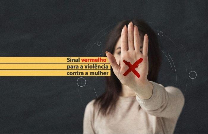 (Foto: Reprodução/Violência contra mulher )