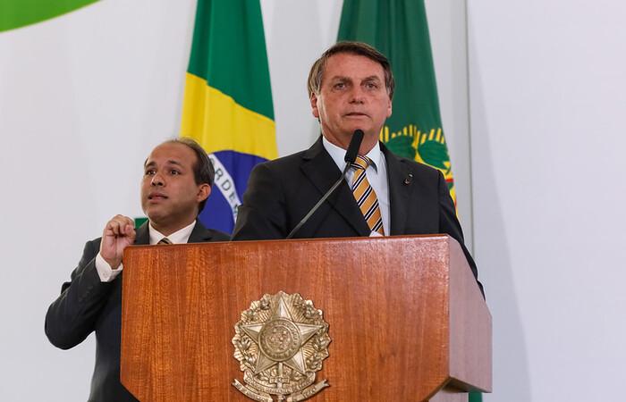 (Declaração foi dada durante evento sobre retomada do turismo. Foto: Isac Nóbrehga/PR)