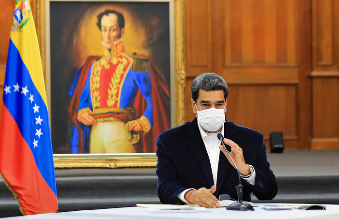 (Foto: Jhonn ZERPA / Venezuelan Presidency / AFP)