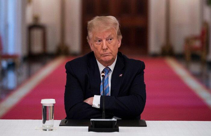Declarações afastam argumentos de Trump de que o processo teria sido fraudulento (Foto: JIM WATSON/AFP)