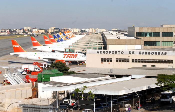 (Passagens aéreas subiram 39,8% em outubro. Foto: Valter Campanato/Agência Brasil)