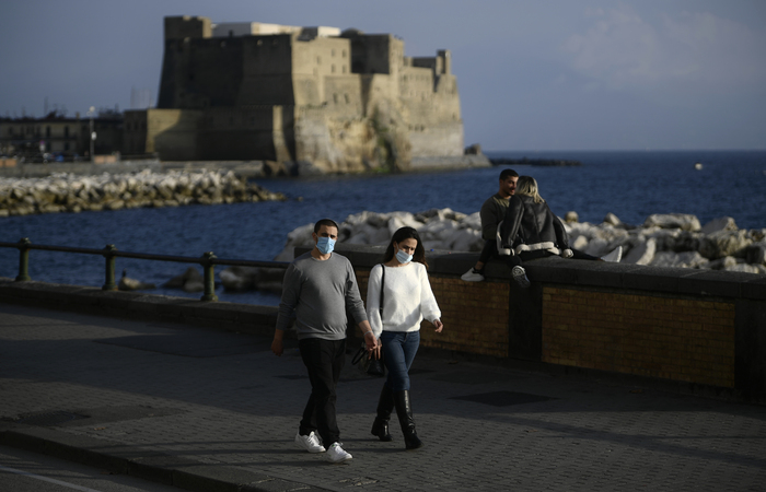 (Foto: Filippo Monteforte/AFP)