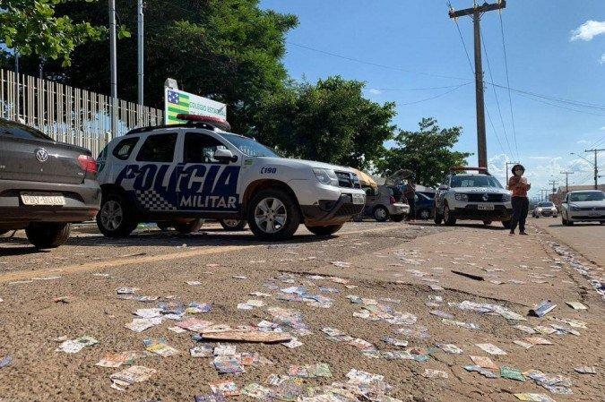 Eleições em Águas Lindas de Goiás  (Mariana Machado/CB/D.A. Press)