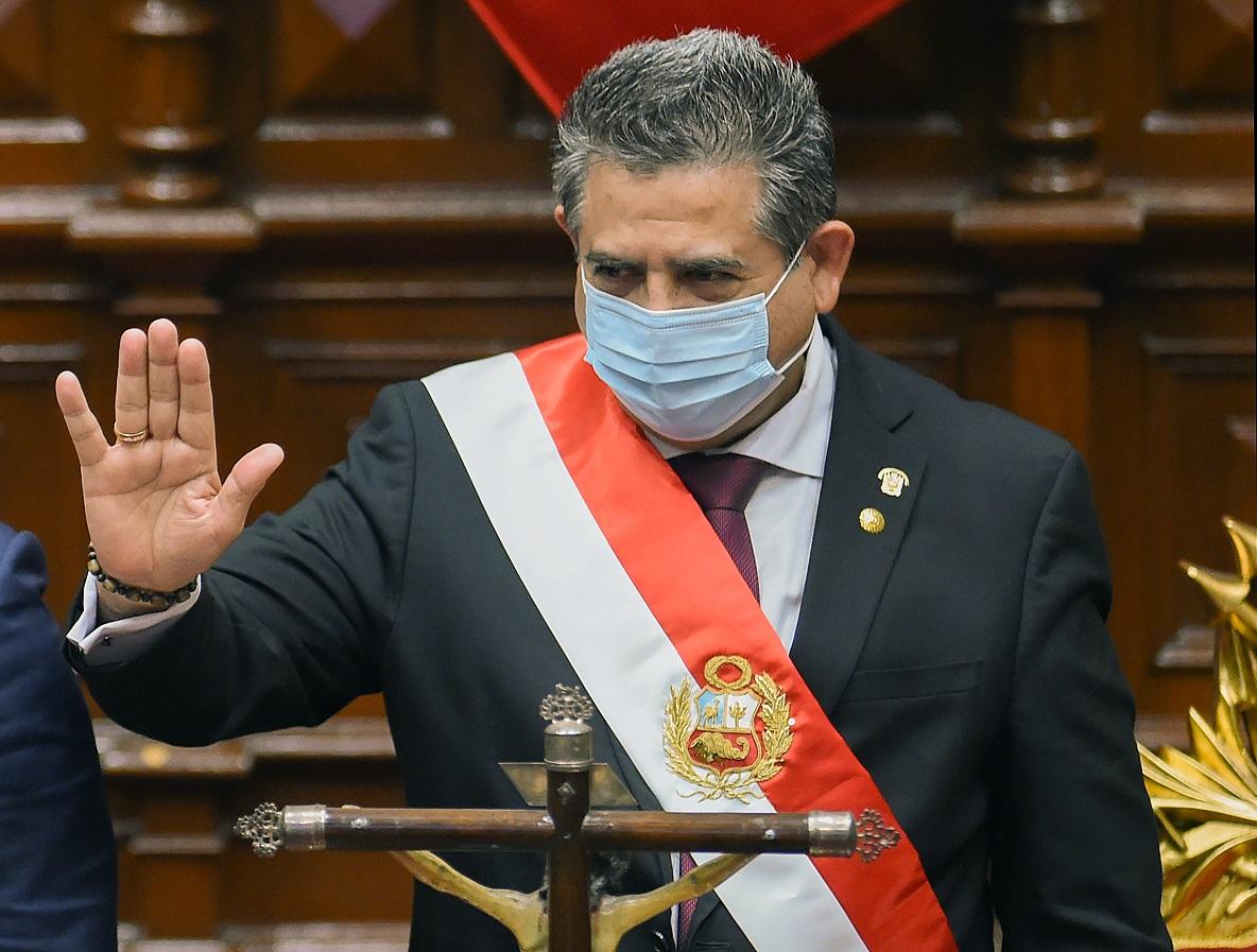 (Foto: Cesar Von BANCELS / AFP)