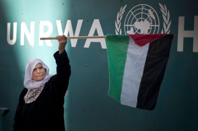 (FOTO: AFP / Mahmud Hams)