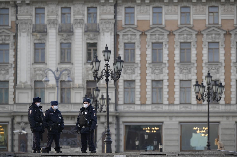(Foto: Natalia KOLESNIKOVA / AFP)