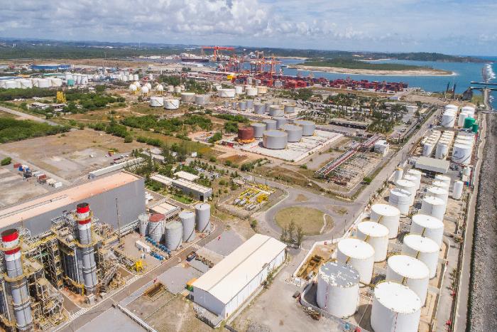 (Foto: Porto de Suape/Divulgação)