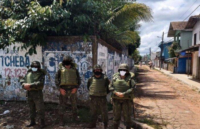 (Foto: Ascom Ministério da Defesa)