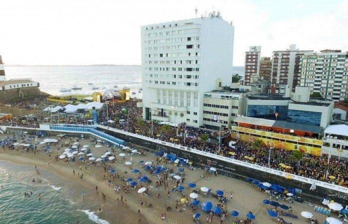 (Foto: Valter Pontes/SECOM/Prefeitura de Salvador)