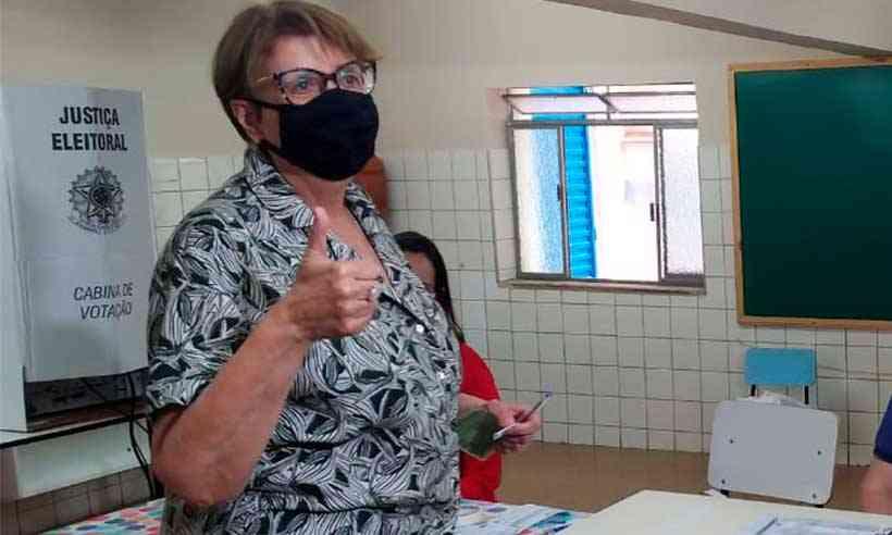 Margarida concorreu ao cargo de prefeita em quatro Eleições (Foto: Pedro Brasil /Assessoria)