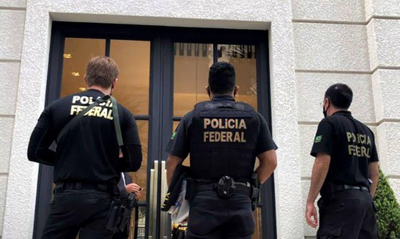(Foto: Polícia Federal / Divulgação)