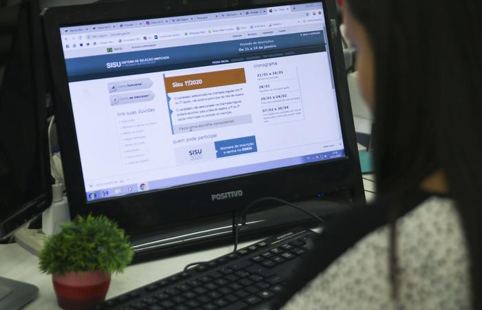 Computador deve ser desligado caso se não for ser usado por mais de uma hora. Foto: Tarciso Augusto / Esp. Dp foto