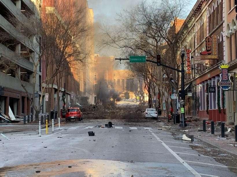 (Foto: Metro Nashville Police Department/AFP/Divulgação)