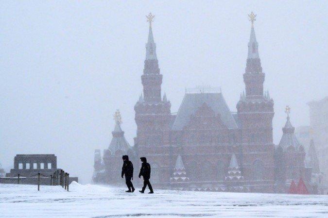 (Foto: Kirill KUDRYAVTSEV / AFP)