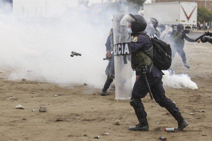 (Foto: GIAN MAZCO / AFP)