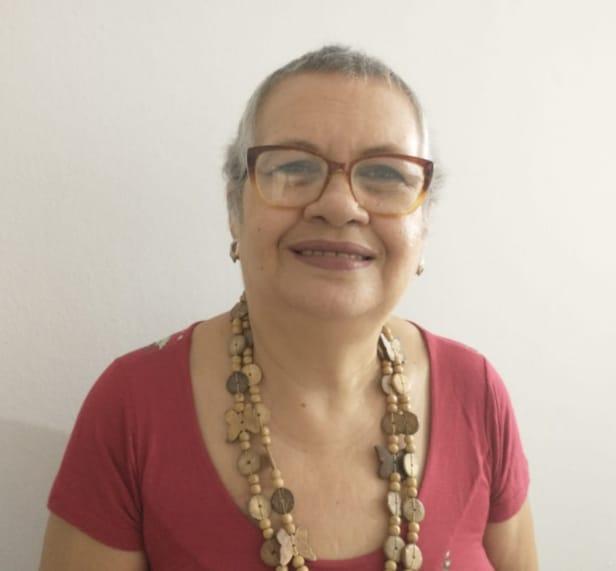 Para professora Valéria Silva a Educação não teve apoio (Sintepe/Divulgação)