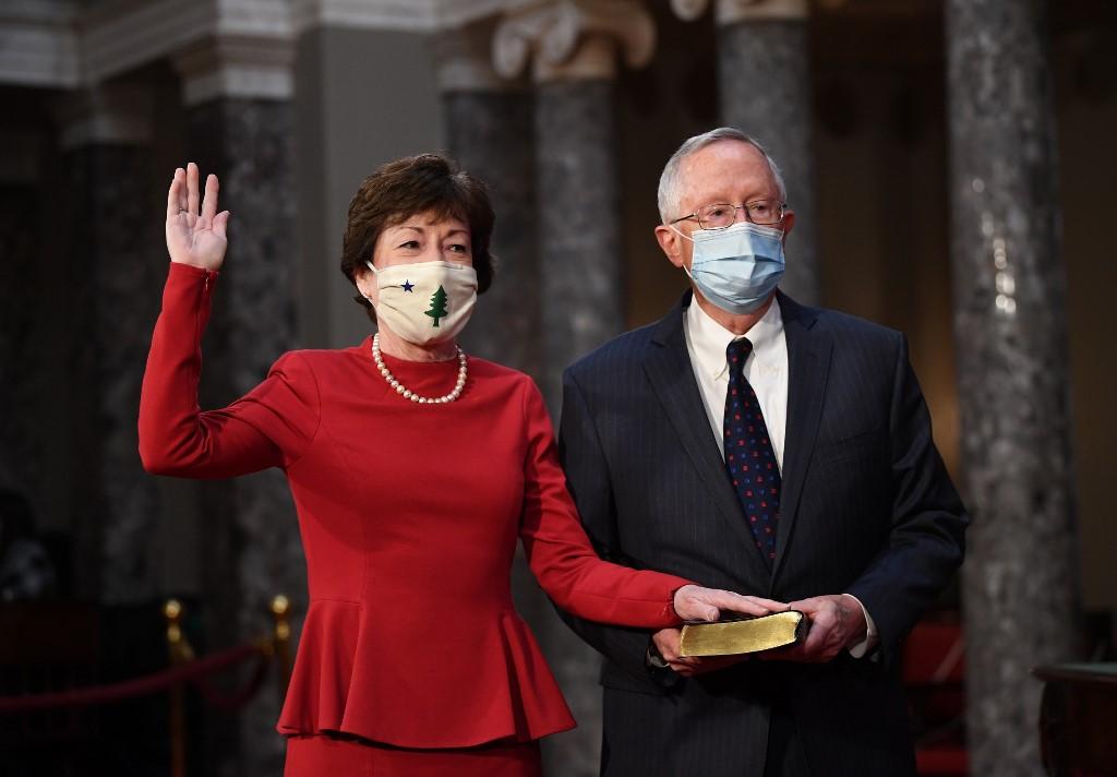 (Foto: Kevin Dietsch/AFP)