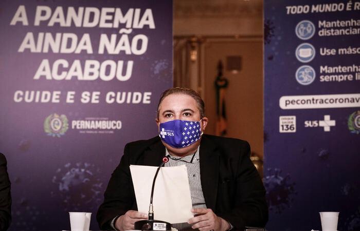Longo Destacou que estado confia na eficiência do programa nacional. Foto: heudes Régis/SEI