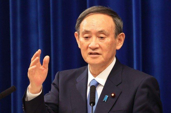 (Foto: AFP / POOL / YOSHIKAZU TSUNO)