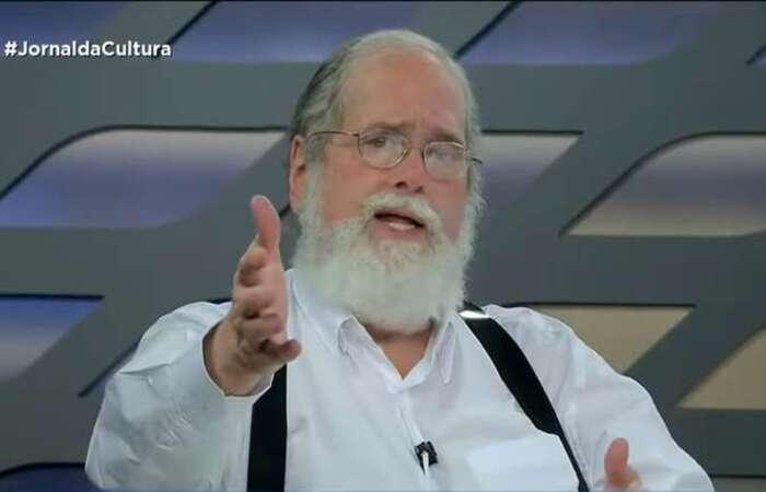 Gonzalo Vecina foi um dos convidados para o Jornal da Cultura nessa quarta-feira  (Foto: Reprodução/TV Cultura)