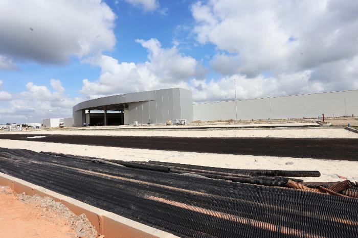 O novo empreendimento vai gerar cerca de dois mil novos empregos. (Foto: Aluísio Moreira/SEI/Divulgação)