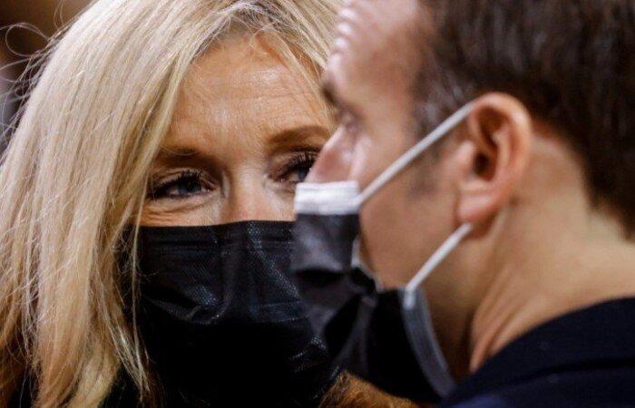 (Ludovic MARIN / AFP / POOL)