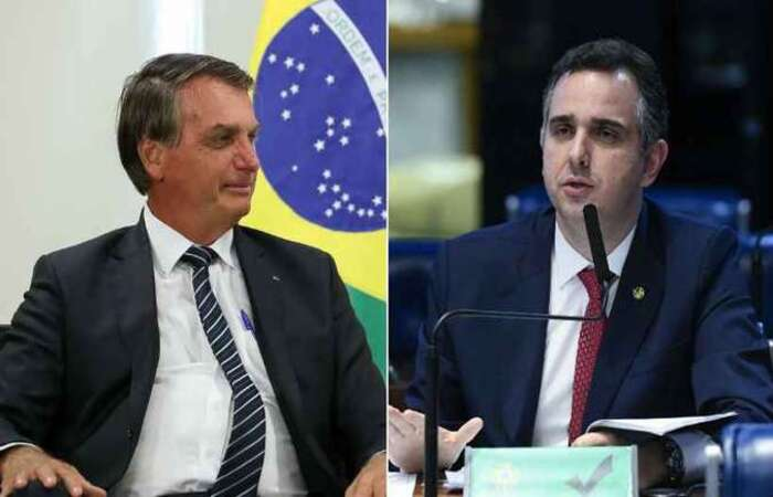 (Foto: Marcos Corrêa/Presidência da República; Marcos Oliveira/Senado Federal )