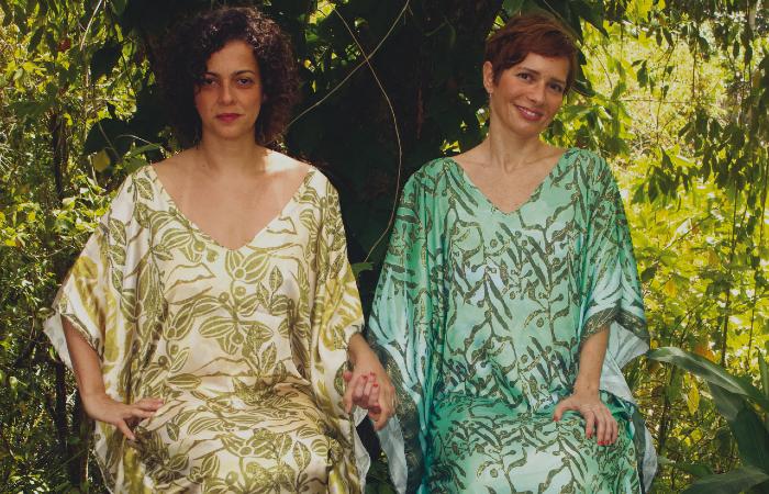 Maria Eduarda Belém e Sofia Lobo  (Foto: Divulgação)