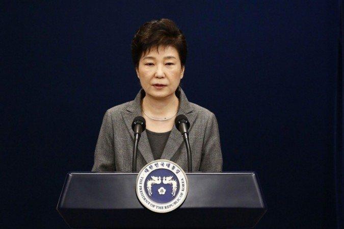 (Foto: AFP / POOL / JEON HEON-KYUN)