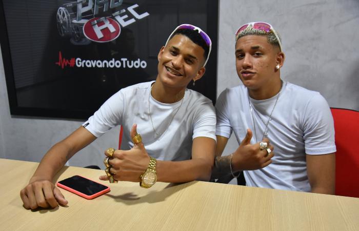 Anderson e Danilo Neiff (Foto: André Santos/Divulgação)