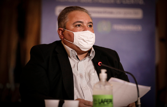 (André Longo lembrou que normas foram pactuadas com prefeituras. Foto: Heudes Régis/SEI )