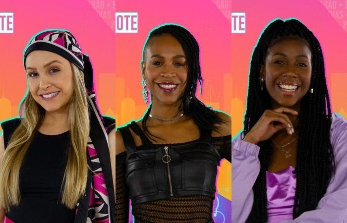 Carla Diaz, Karol Conká e Camilla de Lucas são alguns dos nomes confirmados (Foto: GShow/Reprodução)