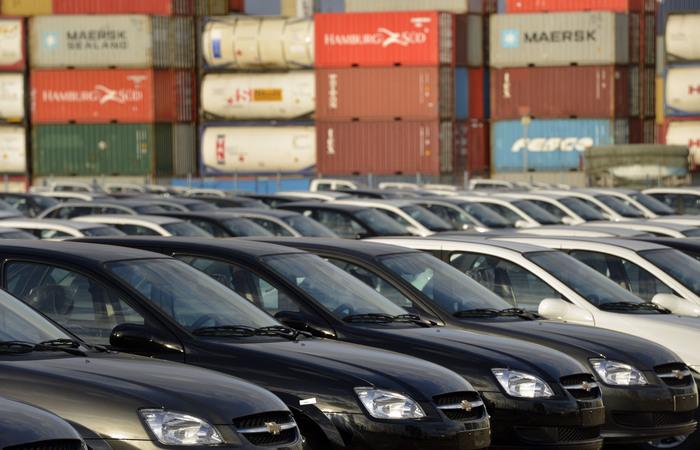 Exportações não cresceram mais porque setores como o de automóveis foram impactados pela pandemia.  (Foto: José Paulo Lacerda/CNI/Divulgação)