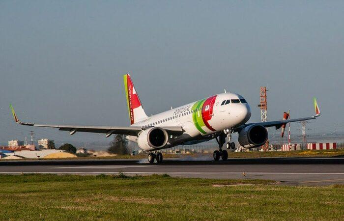 Voo da TAP entre o Recife e Lisboa era a única rota internacional operando atualmente. (Foto: TAP/Divulgação)