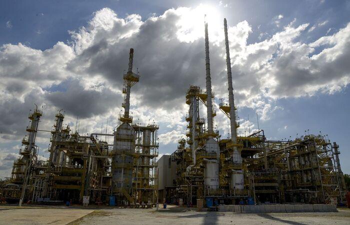 o preço médio do litro do combustível subiu R$ 0,17 . (Foto: Washington Alves/Petrobras/Divulgação)