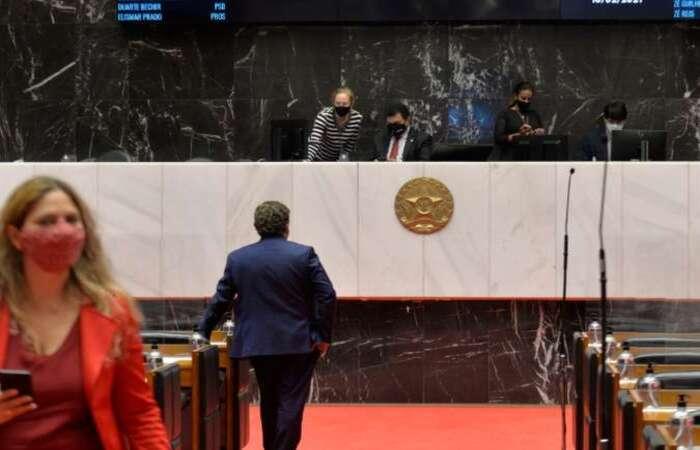 (Foto: Sarah Torres/Assembleia Legislativa de Minas Gerais)
