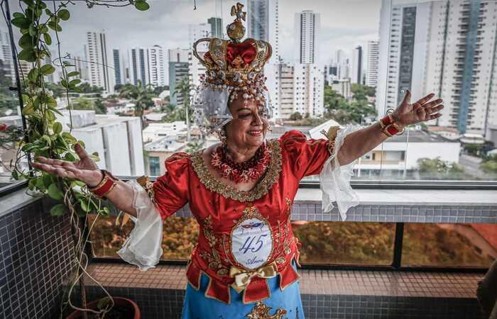 (Em 47 anos, este será o primeiro ano que o Bloco não desfilará pelas ruas do Recife e Olinda. Foto: Paulo Paiva/DP )