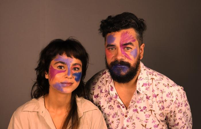 Flaira Ferro e PC Silva fazem dueto em Um Frevo Feito pra Pular Fevereiro (Foto: Divulgação)