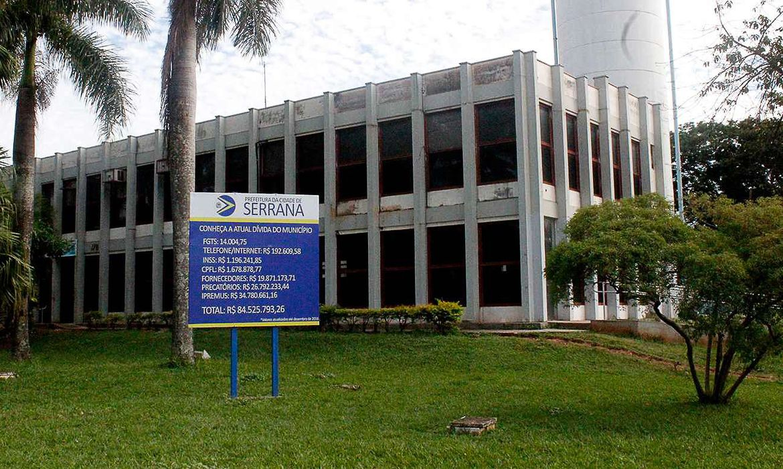 (Foto: Prefeitura Municipal de Serrana )