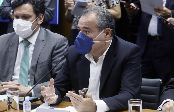 Danilo Cabral (PSB-PE) criticou o deputado Daniel Silveira. (Foto: Luis Macedo/ Câmara dos Deputados)