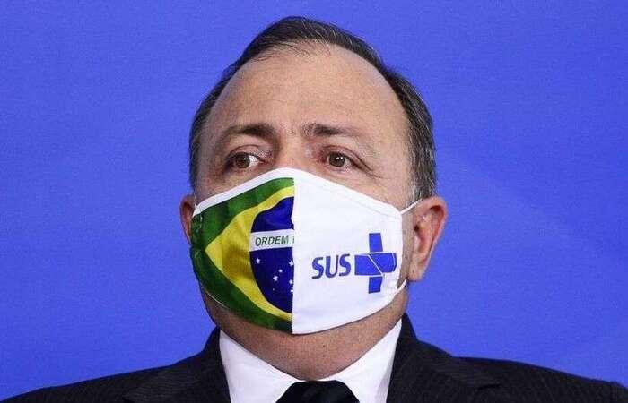 Pazuello se encontrou com os governadores nesta quarta-feira (Foto: Agência Brasil/Reprodução)