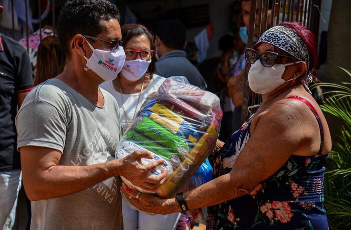 (Foto: Victor Patrício/Camaragibe)